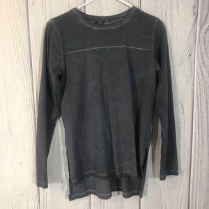 Grey ASOS Long Sleeved Shirt